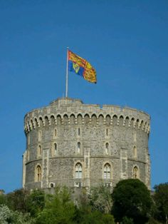Windsor Castle: Possibly Queen Elizabeth's favourite