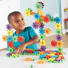 Learning Resources Gears! Gears! Gears! Super Building Set, 150 Pieces #LearningResources