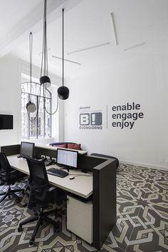 Buongiorno B!_office Renovation - Picture gallery