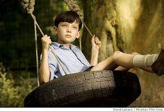 The Boy in the Striped Pyjamas - Holocaust voor kinderen - George Rr Martin, Boy In Striped Pyjamas, Asa Buterfield, German Boys, Vera Farmiga, Sad Movies, Series Movies, The Book, Books