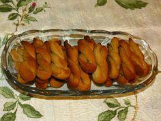 Great Lent Gourmet: Day 22: Lenten Koulourakia - Νηστίσιμα Κουλουράκια - March 24, 2014