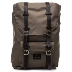 Mochila Key Design Backpack Khaik