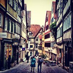 Tübingen - The most beautiful city in Germany...