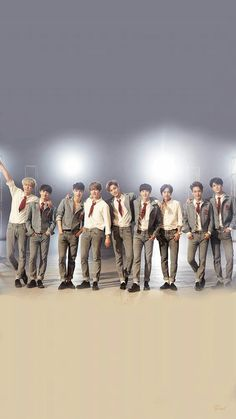EXO are taking a break from their debut, all 12 members are there. Suho decides to hold a sleepover party, a party that will change everyone's views. Exo Xiumin, Exo Ot12, Kpop Exo, Exo Chanbaek, Btob, K Pop, Exo For Life, Exo Group, Exo Album