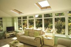Transform Your Conservatory This Winter With A New Conservatory Roof Stowmarket - Projects 4 Roofing Home, House Design, August Home, Interior, Spacious, Warm Roof, Conservatory Interior, Living Spaces, Interior Pictures