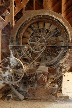 Forgotten clock tower