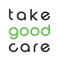 TAKE GOOD CARE naturalne suplementy diety logo