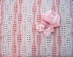 Beautiful soft pattern for babies or anyone for that matter.