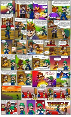 Meet zah Mario's page 28 by Nintendrawer on DeviantArt