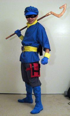 sly cooper costume