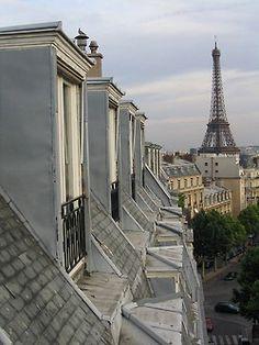 { beautiful Paris }