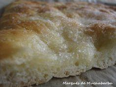 las recetas del marqués de muchabarba: COCA DE PANADERO