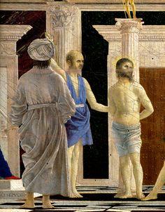 """Nella storia della passione di Gesù Cristo, Giuda il """"traditore"""" si chiama Iscariota. Per Federico da Montefeltro, Giuda il """"traditore"""" si chiama Sigismondo Pandolfo Malatesta."""