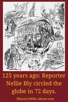 Nellie Bly's Trip Around the World
