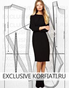 dress-pattern-5-sizes