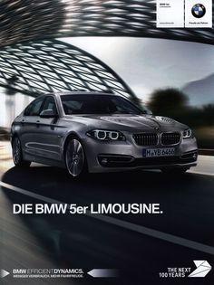 https://flic.kr/p/Mt3gc1 | BMW 5er Limousine. 2016
