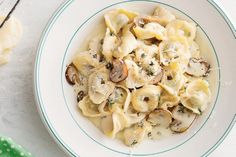 This creamy tortellini is a speedy option for hectic weeknights.