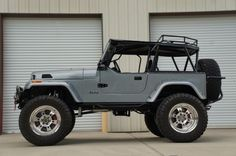 Hnnnnnnnnnnnngg!!!! 1982 Jeep CJ Overbuilt Customs CJ7 Extreme, US $26,900.00