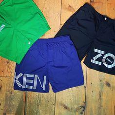 Kenzo logo print swim shorts now available in store & online. #kenzo #kenzoparis #swimwear #luxuryswimwear #summer #hoilday #hoildayseason #beachwear #beach #mens #menswear #mensfashion #mensstyle #luxury #luxurylifestyle #luxurylife #luxurious #luxuryitems #mensboutique #boutique #zoo #zoolife #zoofashions #newarrivals #fashion #style