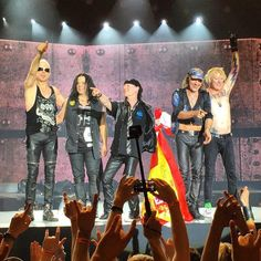 Scorpions in Moscow-20150527