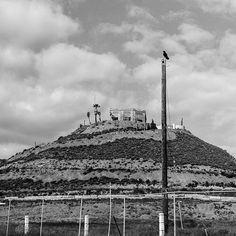 Mexico  Perched on top  #builtlandscape - #Baja #BajaMexico #BajaCalifornia #Mexico #roadside  #exploreMexico #bnw #blackandwhite  #bw_society #bnw_captures #bnw_mexico #scenesofMX #scenesofmexico #visitmx #mexicophotography #exploremx #MX #daylight #travel #travelgram #NorthAmerica