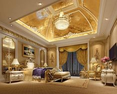 20 Modern Luxury Bedroom Designs These can run anywhere from an Egyptian theme to a marble theme to an Italian villa theme. Checkout 20 modern luxury bedroom designs for your inspiration. Modern Luxury Bedroom, Luxury Bedroom Design, Luxury Home Decor, Luxury Interior Design, Luxurious Bedrooms, Luxury Living, Luxury Homes, Bedroom Designs, Luxury Bedrooms