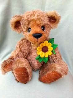 Sunny by Bear Hugs by Sandra Marie