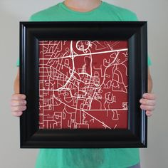180 Best Campuses Map Prints images