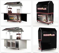 ТОЧКИ ПРОДАЖ На этой странице Вы познакомитесь с торговым оборудованием проекта SUSHIROLLER, которое и станет залогом Вашего успешного бизнеса! Если В...