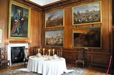 The Queen's Private Dining Room at Hampton Court Royal Palace - Greater London England Thea Queen, Palace Interior, Private Dining Room, Hampton Court, Greater London, Royal Palace, Tudor, London England, The Hamptons