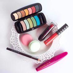 Sea cual sea el plan con estos musts somos invencibles! #makeup #maquillaje