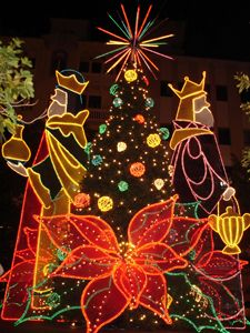 navidades en puerto rico | Navidad en Puerto Rico | Viajeros Christmas In America, All Things Christmas, Christmas Lights, Christmas Time, Christmas Decorations, Holiday, Christmas Crafts, Merry Christmas, Christmas In Puerto Rico