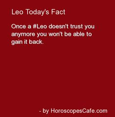 This isn't the same as forgiveness. I forgive people but I'm not about to let someone decimate me more than once. It takes a whole lot for me to walk away but when I do, I don't look back. Leo trait.