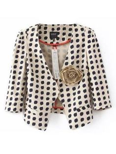 Love the dotted <3