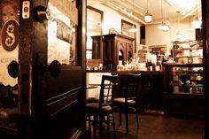 Sweetleaf Coffee & Espresso Bar // LIC, NYC. Amazing atmosphere, amazing coffee.