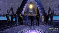 Star Trek Online : le MMORPG débarque sur PS4 et XOne - Perfect World Europe B.V., éditeur majeur de MMORPGs free-to-play à succès, et Cryptic Studios ont annoncé aujourd'hui leur projet d'adapter Star Trek Online, le MMORPG basé sur la franchise...