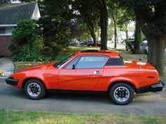 This 1976 Triumph TR7 coupe is said to have only 6600 mileswith one owner for 35 years. Described as being in pristine condition, the seller states that everything is completely original except for the tires. If this TR7 is as clean as it appears to be, it is one of the best in the world, and we always like the coupe version over the roadster for its connection to the rally and road race cars. Find it here on eBay in New York, NY with a $7500 Buy-It-Now or Offer.