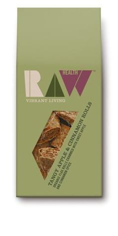 """Raw Health Sweet Snacks. * RAW * ORGANIC * VEGAN * HANDMADE * GLUTEN FREE """"At Raw Health, we use organic raw ingredients & where possible soak and sprout them to bring their natural vitality to life. Then we make delicious snacks at low temperatures to ensure the health-giving nutrients and enzymes stay alive and well. A new range of vibrant, raw and organic products."""" http://www.rawhealth.uk.com/"""