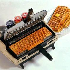 Geeky breakfast