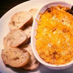 My favorite crab dip recipe. Spicy Maryland Crab Dip Allrecipes.com