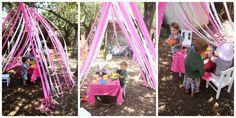 Kent Heartstrings: 4 Fun Girl Birthday Pary Themes // #3 Whimsical Fairy Party