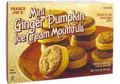 Ginger Pumpkin Mini Mouthfuls
