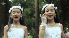 Nụ Cười Thiên Thần - Song Nhi   Ca Nhạc Thiếu Nhi 2016 [Official MV]