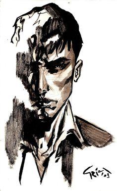 Dylan Dog by warheart123.deviantart.com on @deviantART