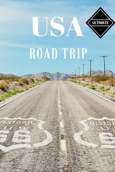 USA road trip - The ultimate guide