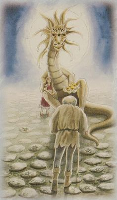 Celtic Dragon Tarot 6 of Pentacles