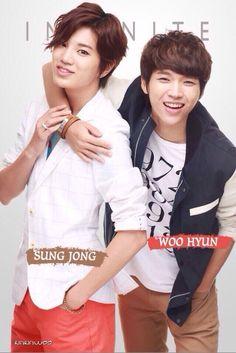 Woohyun Sungjong