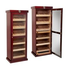 Captivating THE Lemans Cabinet Humidor