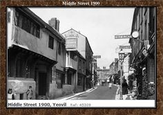 Middle Street 1900.