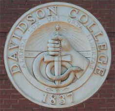 Davidson College, Davidson NC.